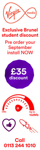 Exclusive Brunel Student Discount