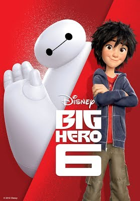 Download Big Hero 6 2014 Hindi Full Movie HD Filmyzilla 720p