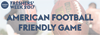 American Football Friendly Game