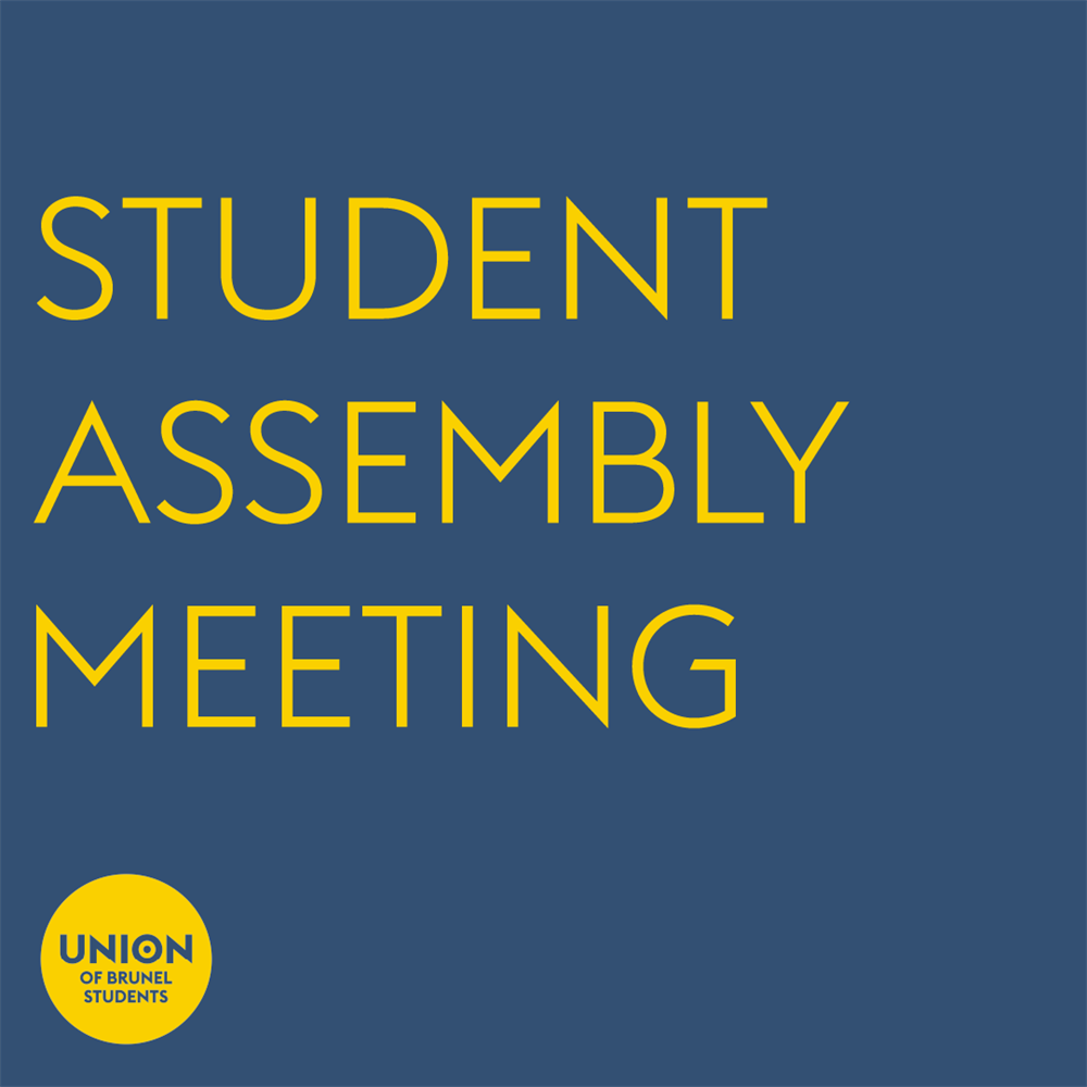 Student Assembly Meeting