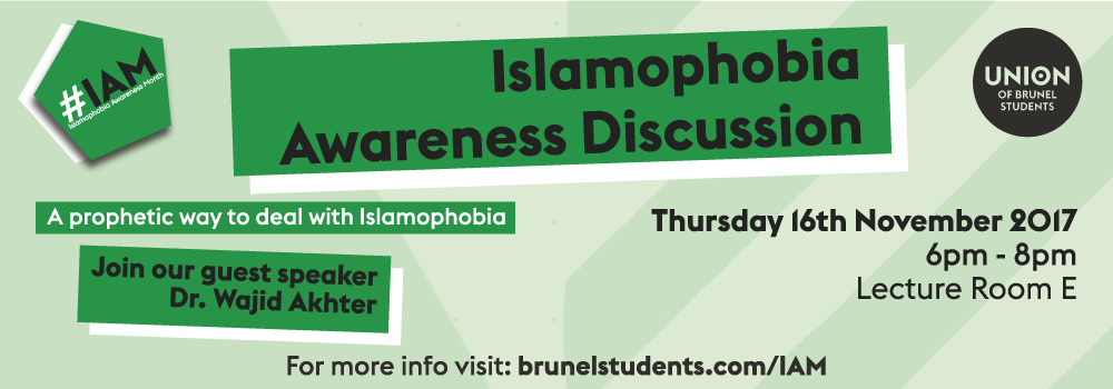 Dr. Wajid Akhter – A Prophetic Way of dealing with Islamophobia