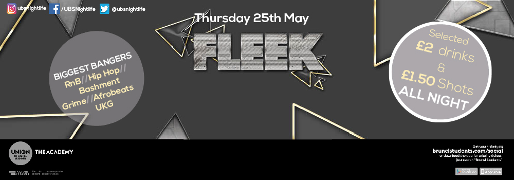 Fleek : Final Party Of The Term