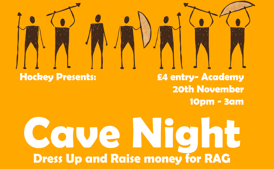 Hockey Club Presents Cave Night