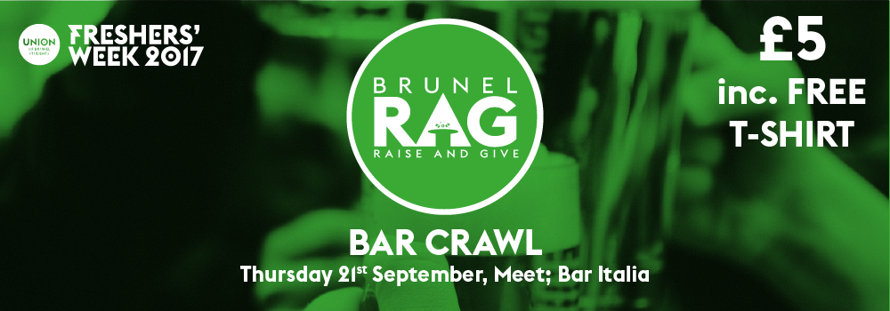 R.A.G. Bar Crawl