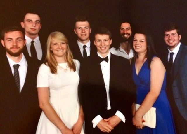 The Brunel Congregation at the BUCS Awards