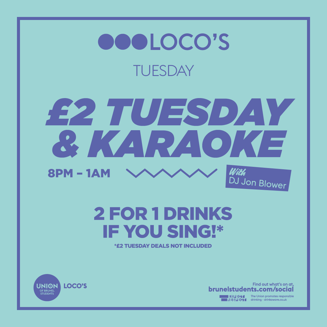 karaoke tuesdays